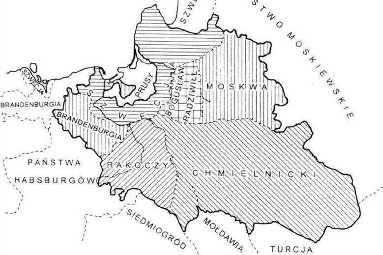 Plany rozbioru na papierze - Traktat w Radnot