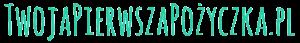 TwojaPierwszaPożyczka.pl - logo porównywarki finansowej