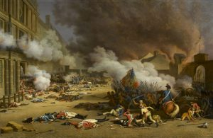 szturm Tuileries - 10 sierpnia 1792