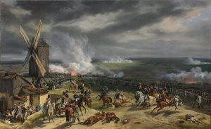 Bitwa pod Valmy obraz